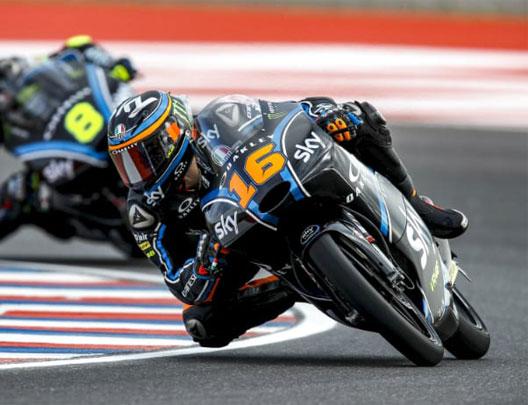 Andrea Migno MIG16 Sky Racing Team vr 46